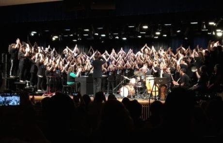 All District Choir Festival, 2016